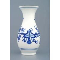 Cibulák váza  1210/1, originální cibulákový porcelán Dubí, cibulový vzor, 1.jakost