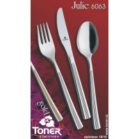 Lžíce jídelní Toner Julie 6063 nerez 1 ks