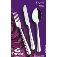 Vidlička  jídelní  Korint Toner nerez 6054
