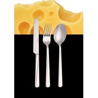 Lžíce jídelní Vektra  Berndorf Sandrik příbory nerez ocel 1 ks
